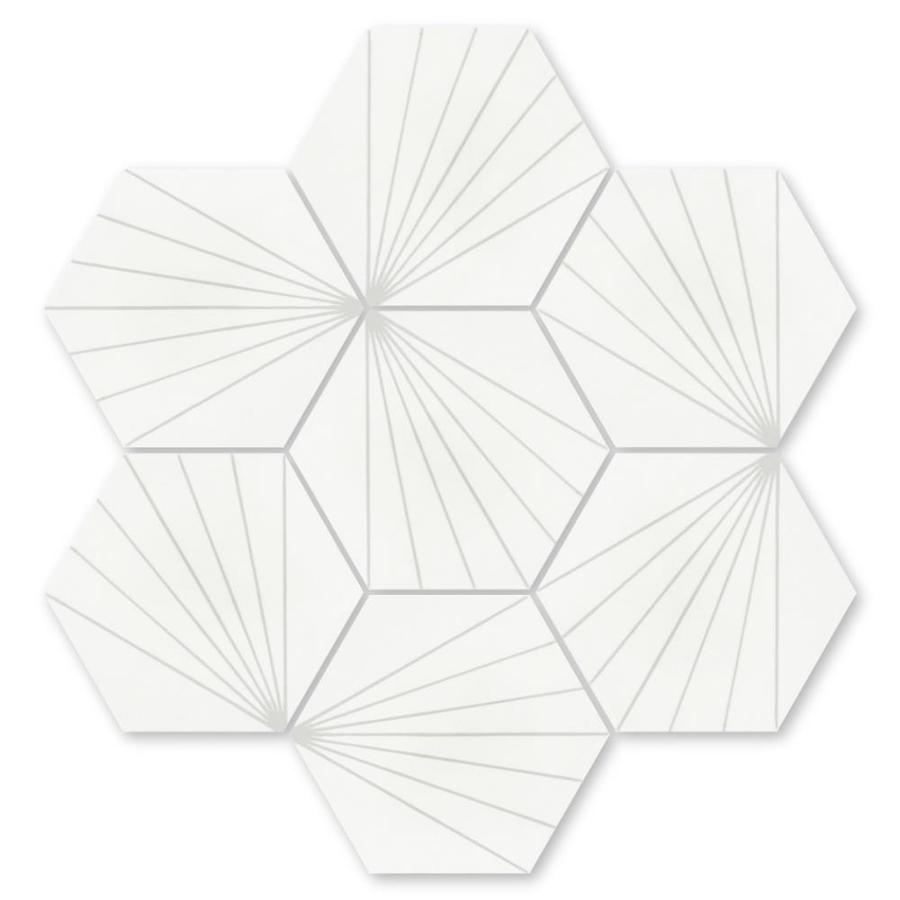 villa lagoon tile spark c dover 16 pack 8 in x 9 in unglazed cement patterned floor and wall tile