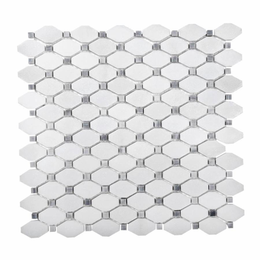 octagonal tile at lowes com
