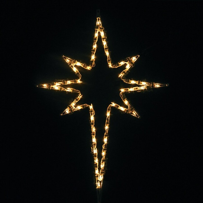 Bethlehem Star Christmas Tree Topper