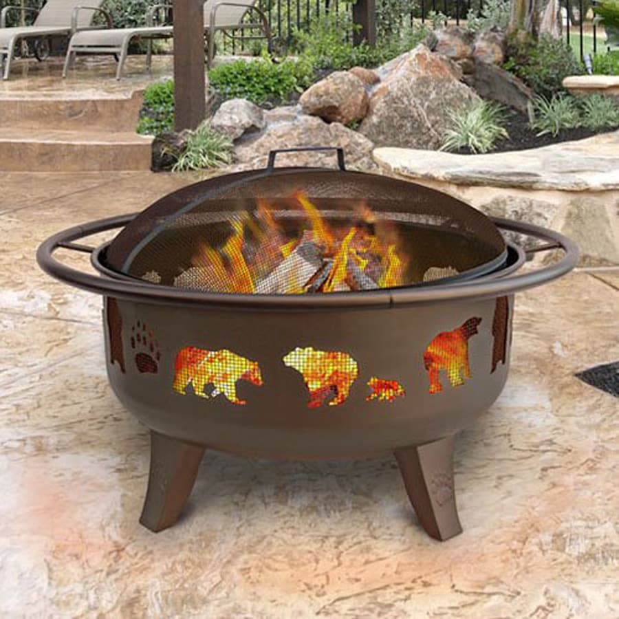 Image Result For Building A Wood Burning Fire Pit