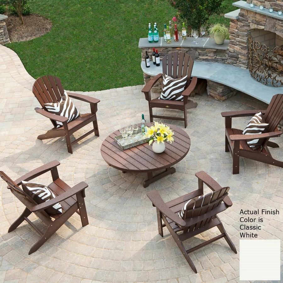 trex outdoor furniture cape cod 6 piece