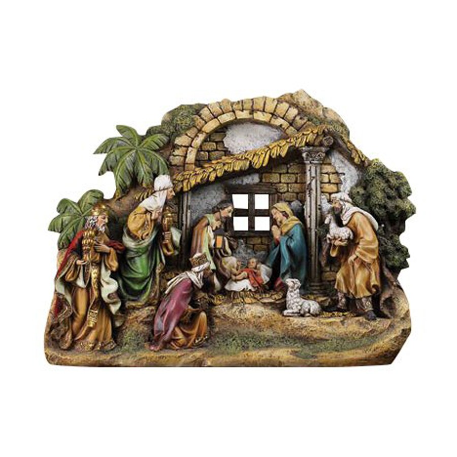 Shop Christmas Central 1 Piece Holy Family Christmas