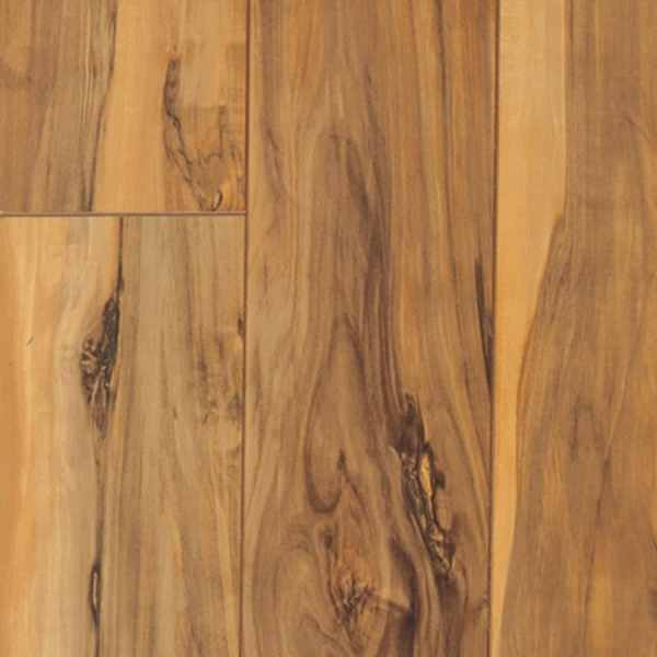 Shop Laminate Flooring at Lowes com Pergo MAX Montgomery Apple 5 35 in W x 3 96 ft L Smooth Wood Plank