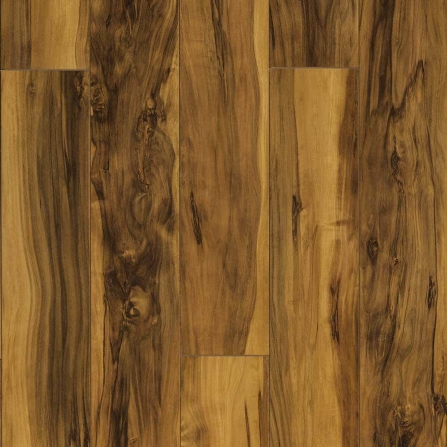 Shop Pergo MAX 535 In W X 396 Ft L Winchester Apple Smooth Wood Plank Laminate Flooring At