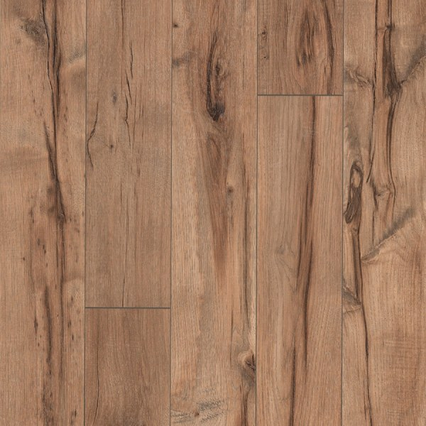 Shop Pergo MAX Providence Hickory 5 23 in W x 3 93 ft L Handscraped     Pergo MAX Providence Hickory 5 23 in W x 3 93 ft L Handscraped Wood Plank