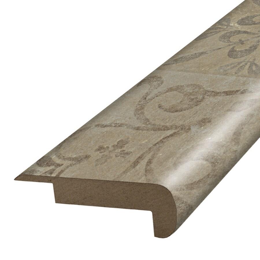 simplesolutions 2 37 in x 78 7 in mediterranean tile stair nosing