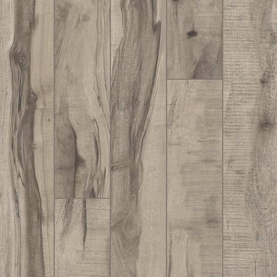 Shop Pergo Rustic Poplar Wood Planks Laminate Flooring Sample At