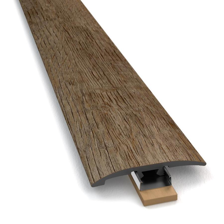 procore 2 in x 94 in heirloom oak vinyl floor floor transition