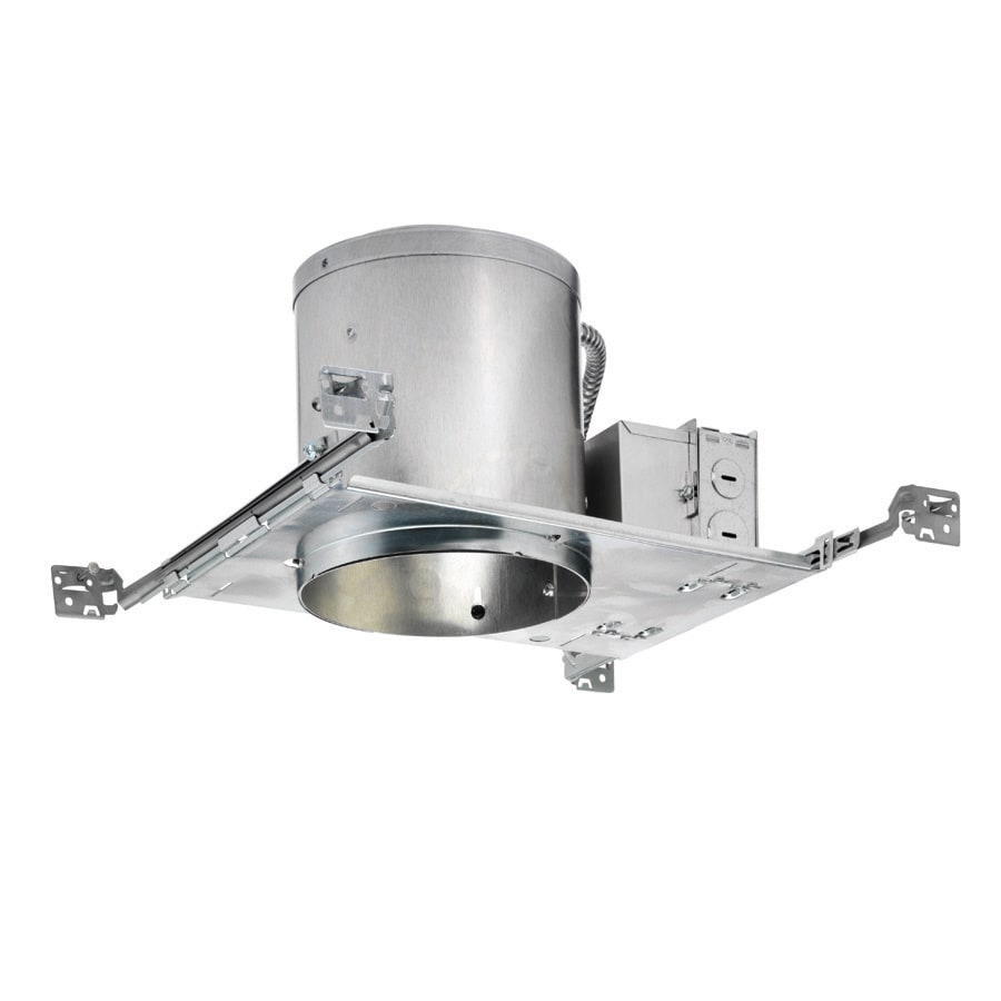 Φ Φ juno new construction airtight ic cfl recessed light housing