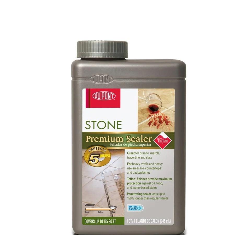 dupont advanced stone and tile sealer