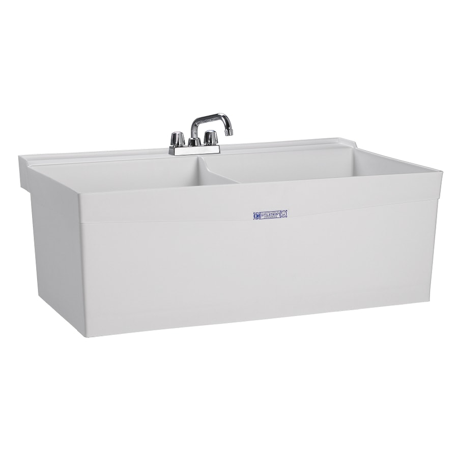 wall mount utility sinks faucets at