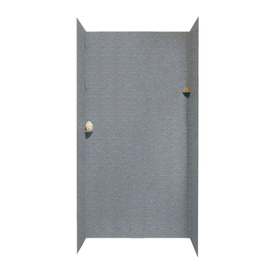 ⑥ Swanstone Night Sky Shower Wall Surround Side And Back Wall Kit ...