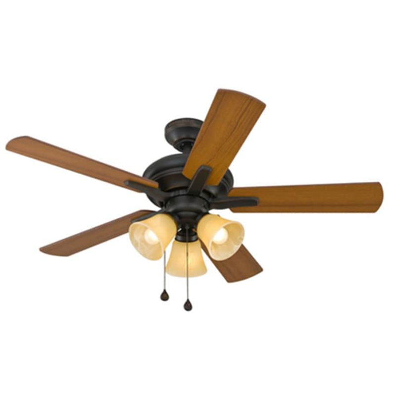 Harbor Breeze Ceiling Fan Angled Mount Adapter Aged Bronze