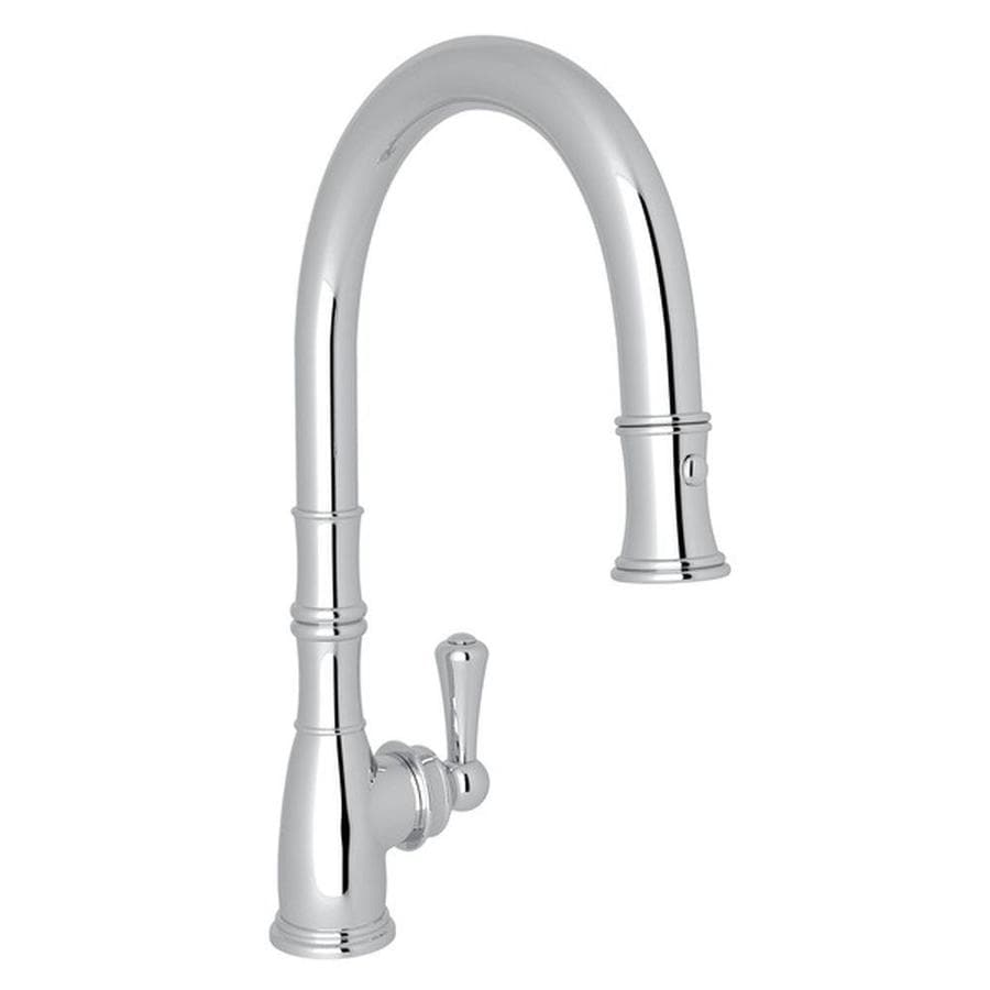 perrin and rowe kitchen faucets at