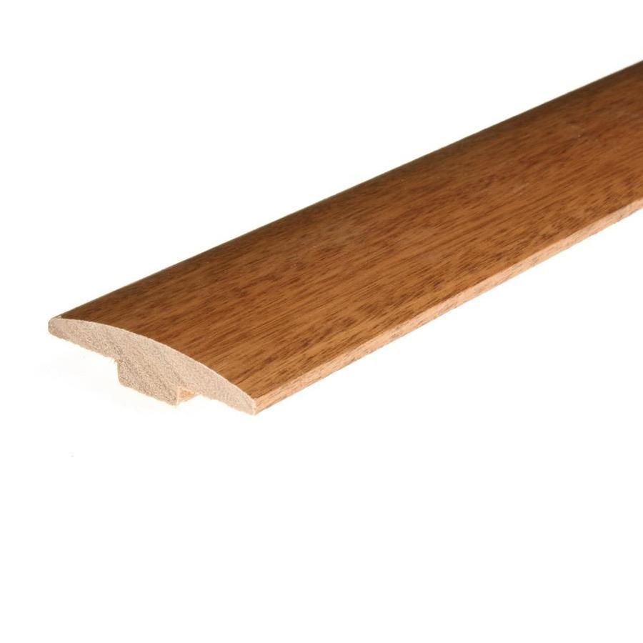 ᐂ FLEXCO 2-in x 78-in Brazilian Oak Floor T-Moulding - a408