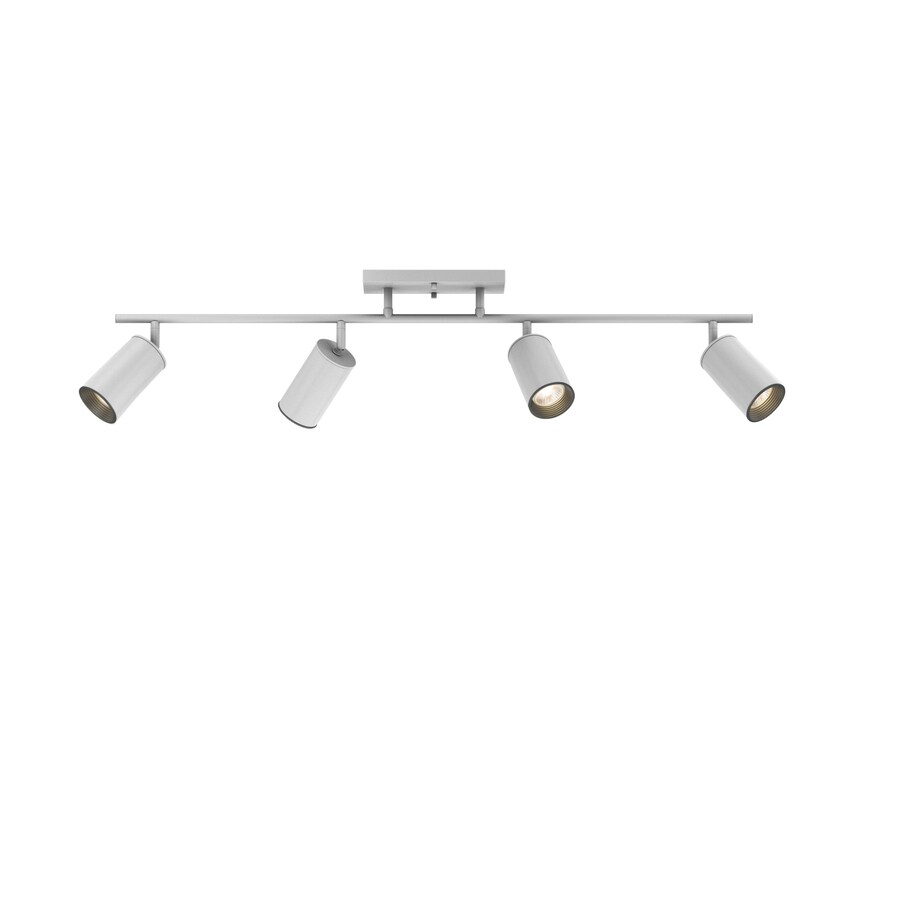 allen roth mason 4 light 36 in white dimmable track bar fixed track light kit lowes com
