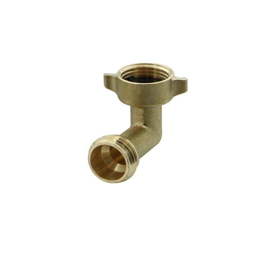 garden hose threads brass construction