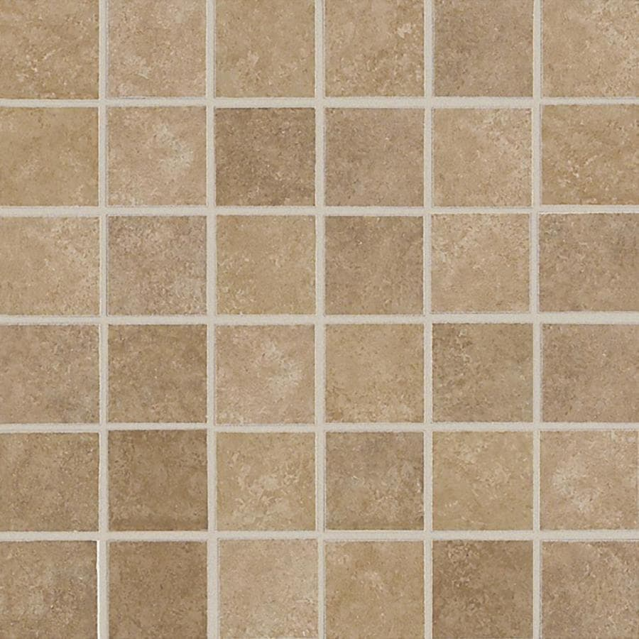 american olean weddington russet 12 in x 12 in glazed ceramic uniform squares floor and wall tile