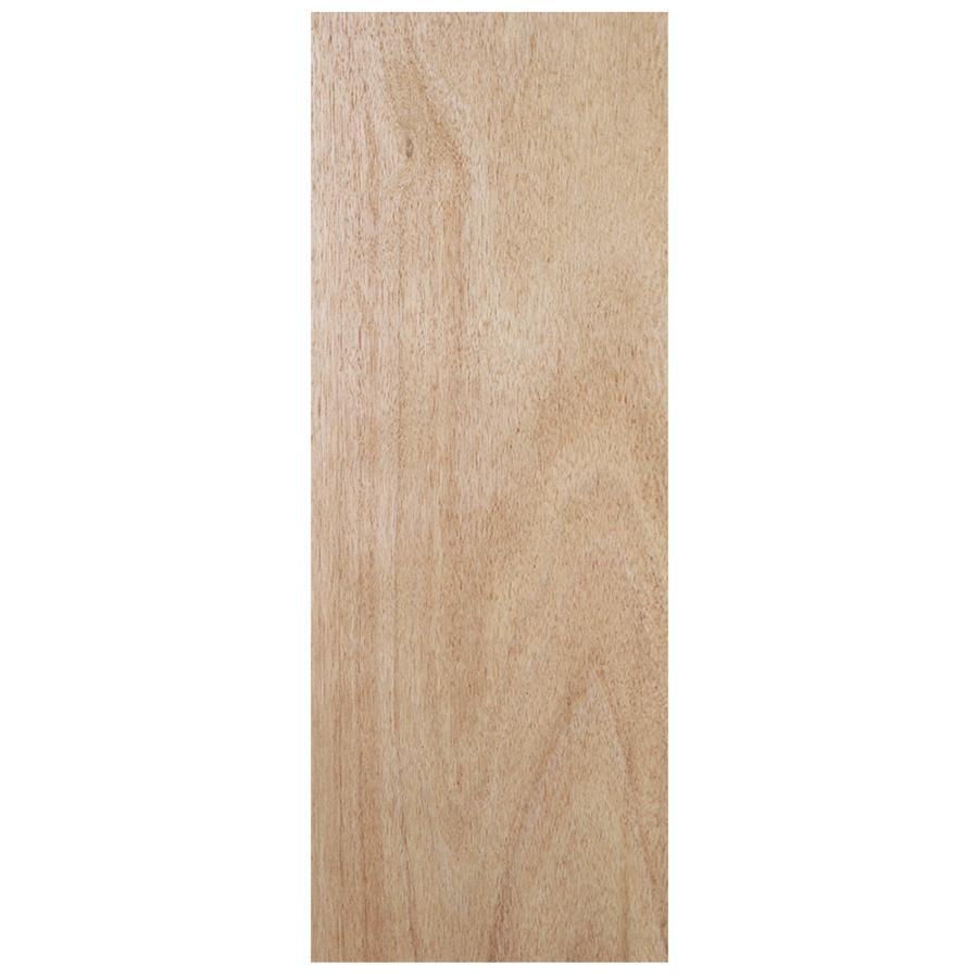 jeld wen flush solid wood lauan slab door common 30 on Jeld Wen 30 In X 80 In Birch Unfinished Flush Wood id=84672