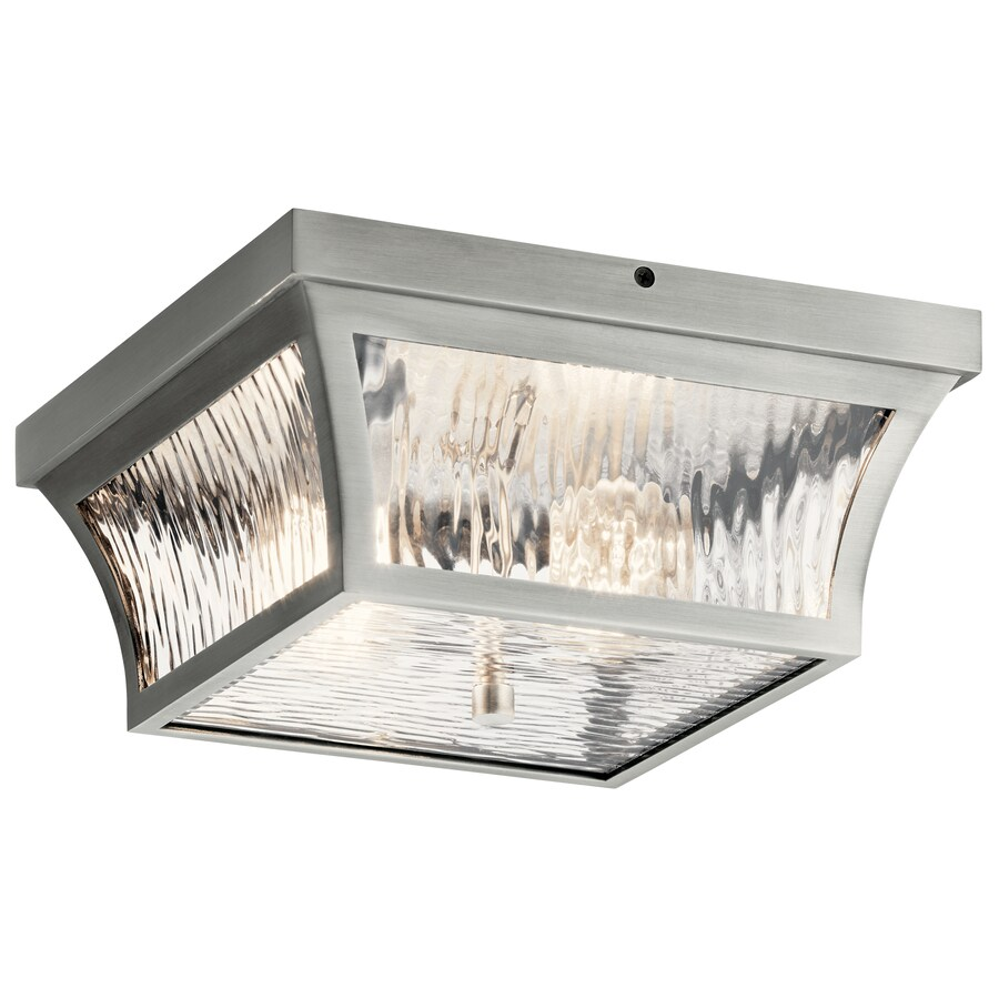 outdoor flush mount lights