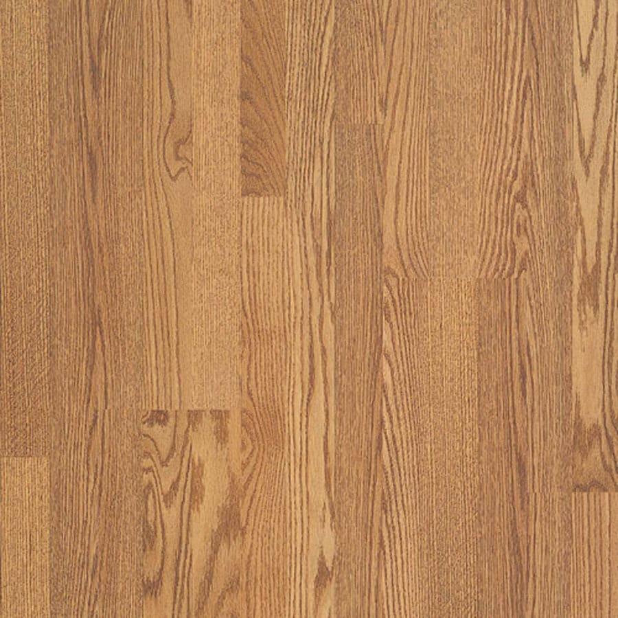 Shop Pergo MAX 761 In W X 396 Ft L Williamsburg Oak Wood Plank Laminate Flooring At