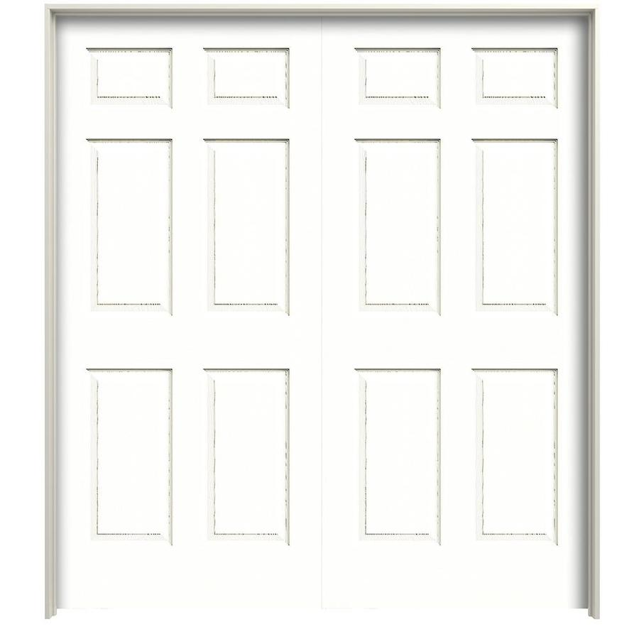 american building supply colonist textured 72 in x 80 in American Building Supply Colonist Textured Primed 6 Panel id=27023