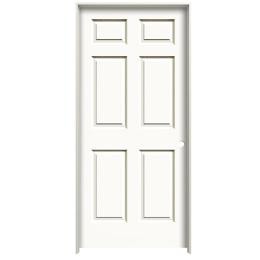 american building supply colonist smooth primed 6 panel on American Building Supply Colonist Textured Primed 6 Panel id=34910