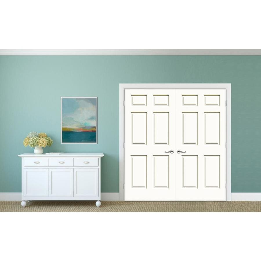 american building supply colonist smooth 48 in x 80 in on American Building Supply Colonist Textured Primed 6 Panel id=77365