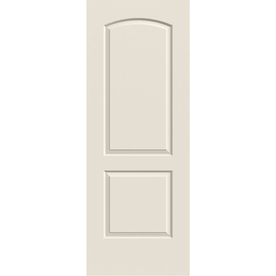 reliabilt continental 24 in x 80 in primed white 2 panel on Reliabilt Colonist 24 In X 80 In White 6 Panel Primed id=41187