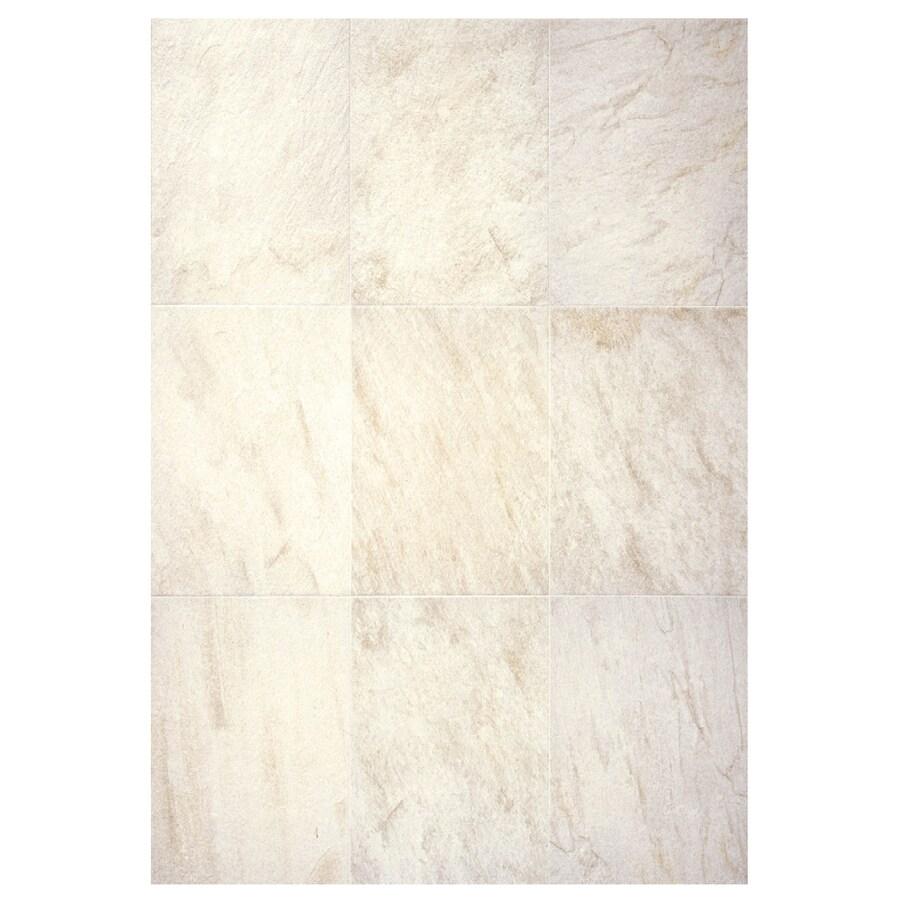 pack ivory ceramic floor tile