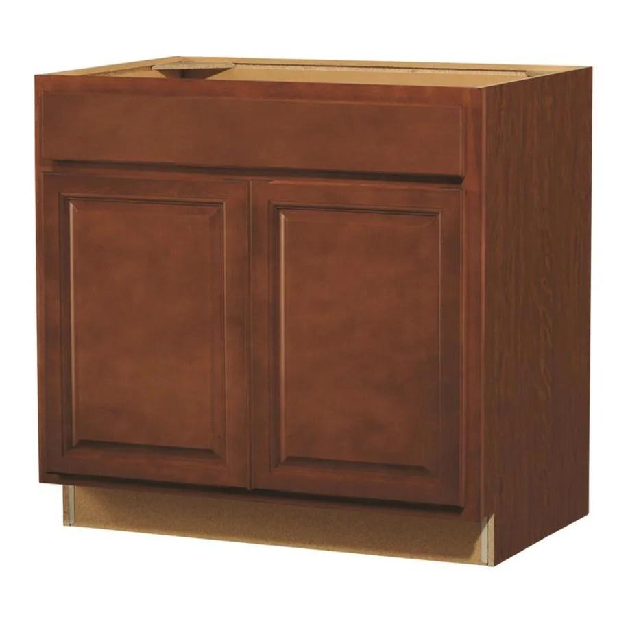 Best Kitchen Gallery: Shop Kitchen Classics Cheyenne 36 In W X 35 In H X 23 75 In D of Lowe S Kitchen Cabinets Sink on rachelxblog.com