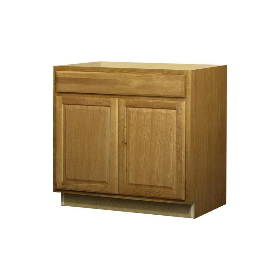 Best Kitchen Gallery: Shop In Stock Finished Cabi Ry Promotion At Lowes of Lowes Kitchen Base Cabinets on cal-ite.com