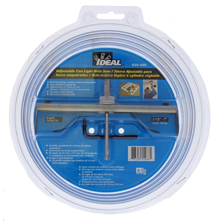 recessed lighting hole saw hole saws