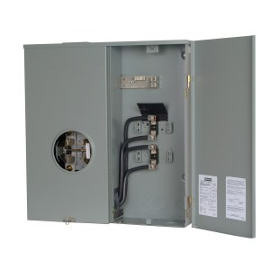 Siemens 400Amp Ringless Single Phase (120240) Meter