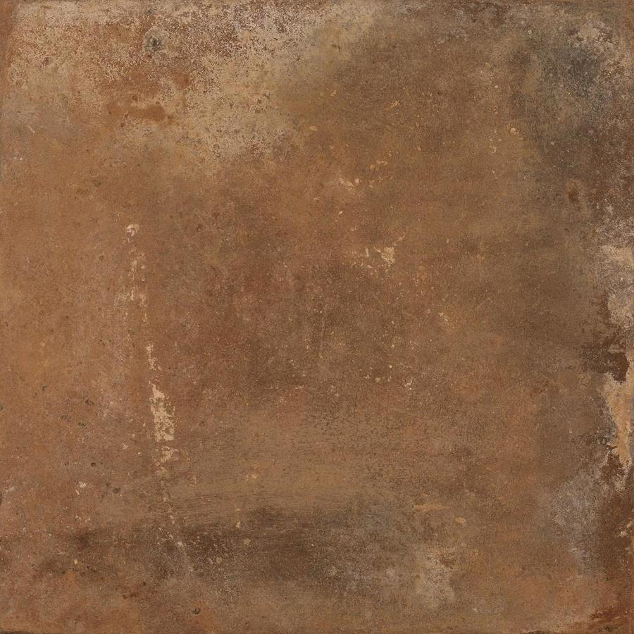 della torre henley cotto 24 in x 24 in glazed porcelain tile