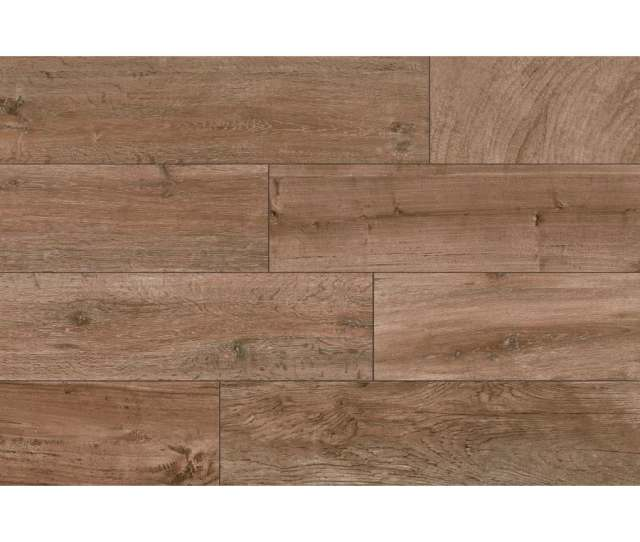 Style Selections Woods Natural  In X  In Porcelain Wood Look Floor And