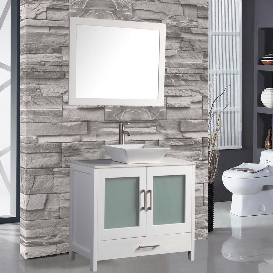 white double sink bathroom vanity