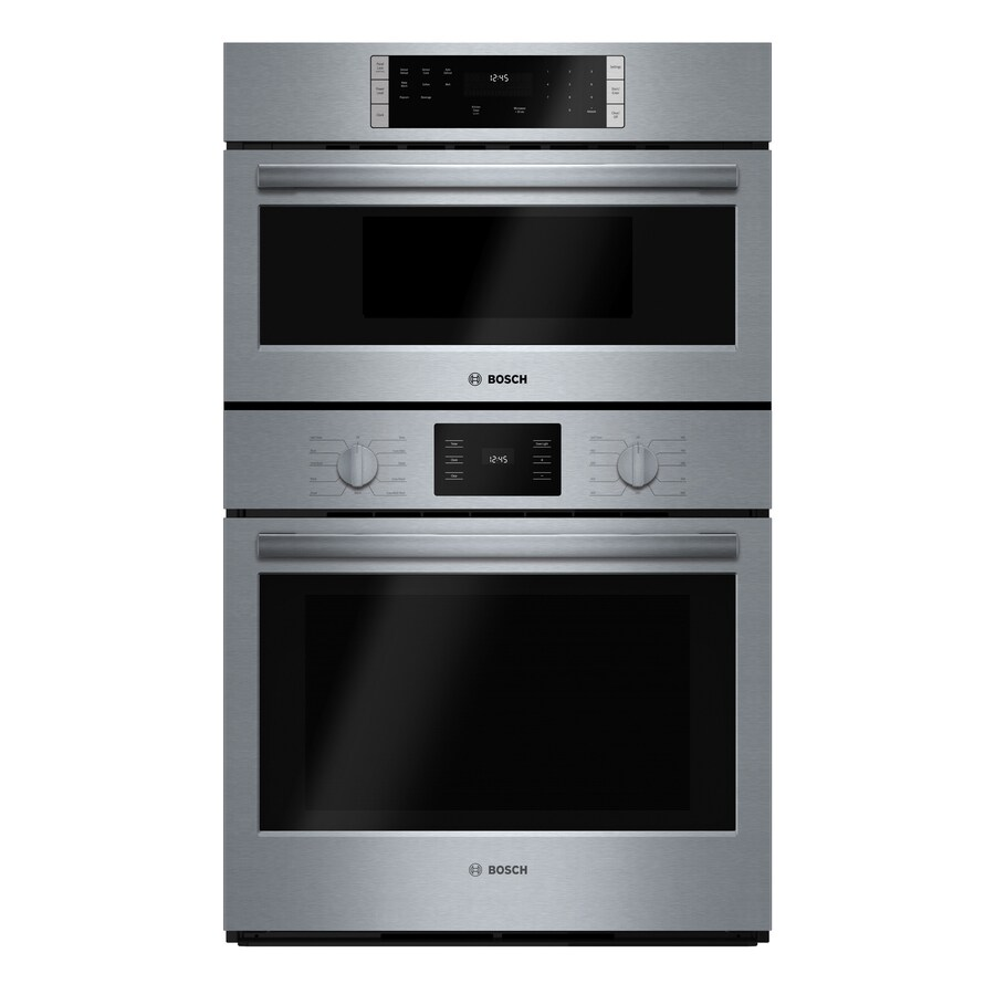 microwave wall oven combinations at