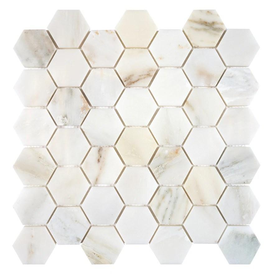satori bianco perla 12 in x 12 in