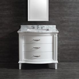 Shop Bathroom Vanities With Tops At