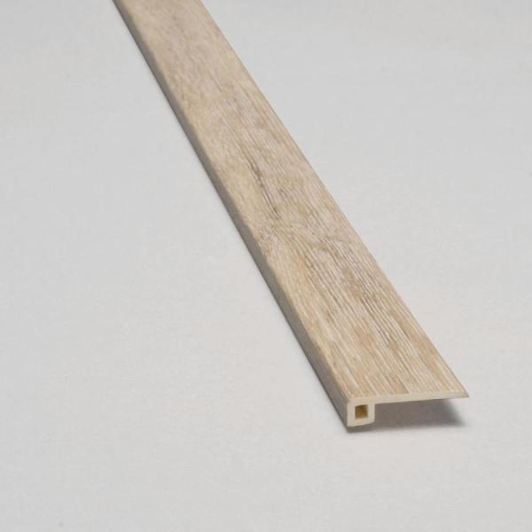 Shop Floor Moulding   Trim at Lowes com SMARTCORE 1 38 in x 94 49 in Woodford Oak Threshold