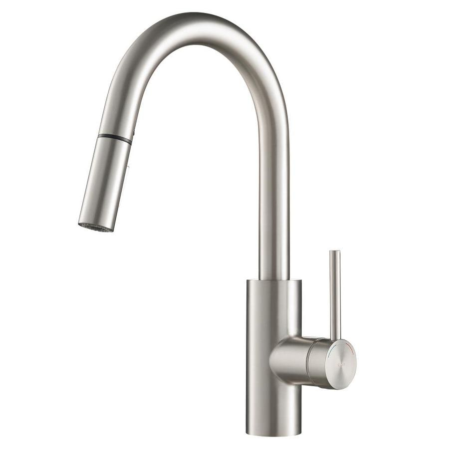 kraus quick install kitchen faucet