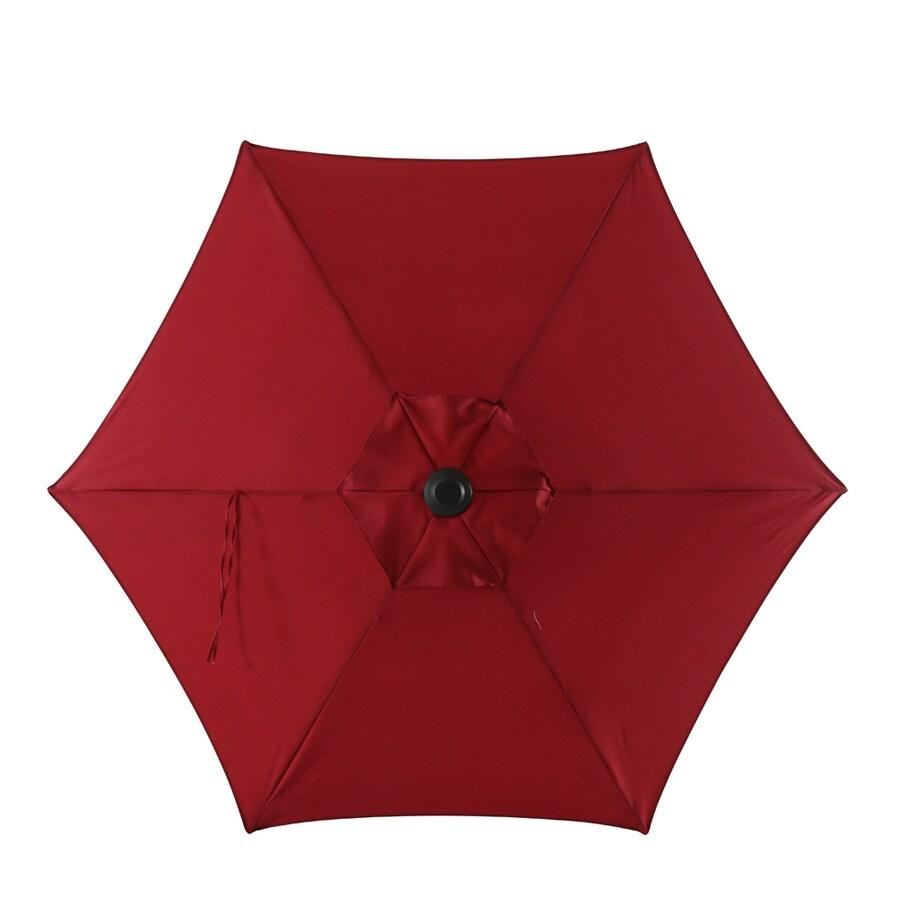 no tilt market patio umbrella