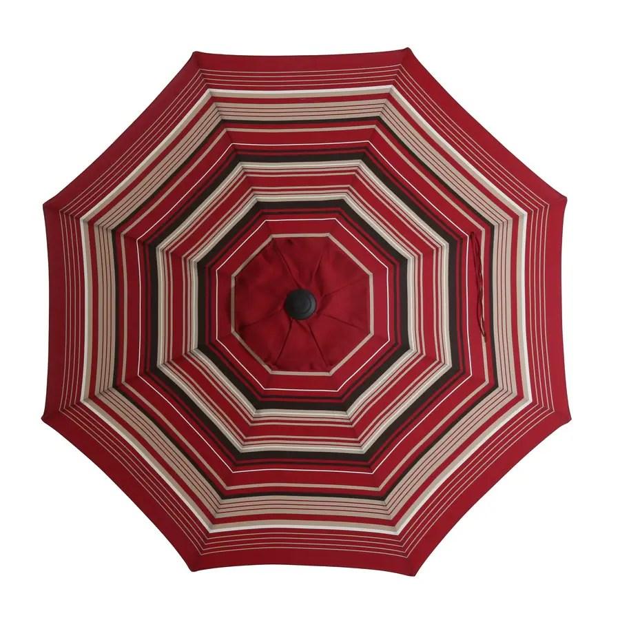 garden treasures patio umbrella in the