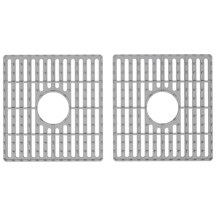 silicone sink grid in the sink grids