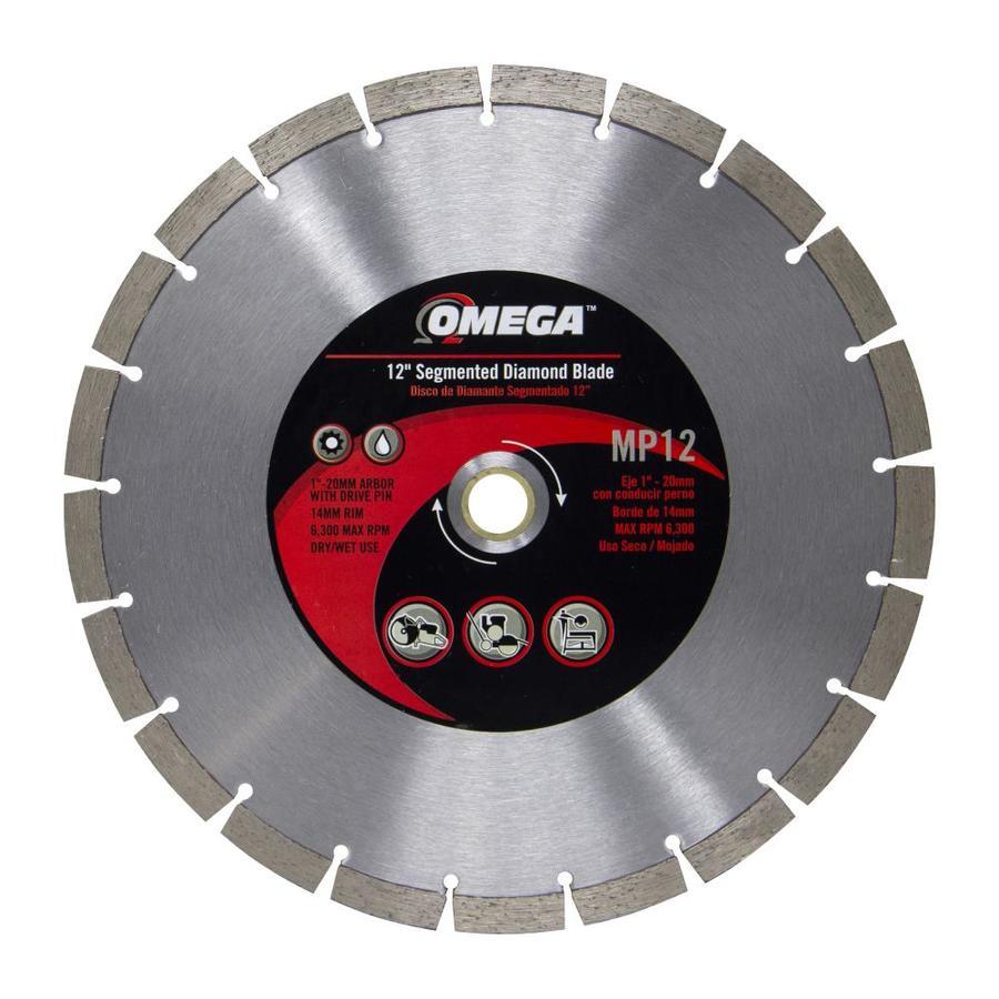 segmented diamond blade 14mm rim