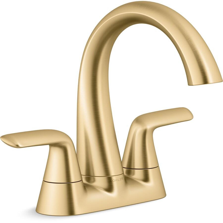 in centerset bathroom sink faucets