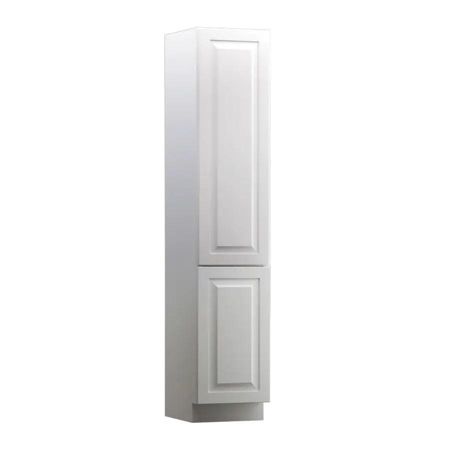 Shop KraftMaid 18 In W X 885 In H X 18 In D White Maple