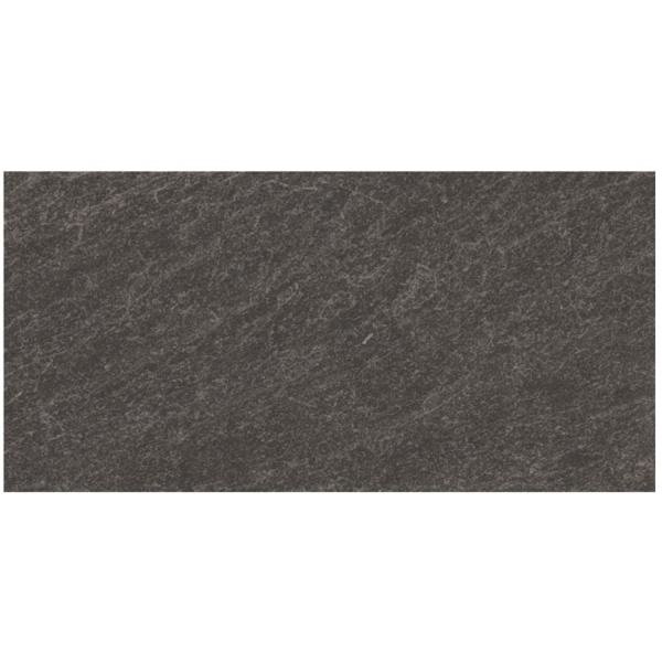 Shop Tile at Lowes com Style Selections Galvano Charcoal Porcelain Granite Slip Resistance Floor  and Wall Tile  Common  12