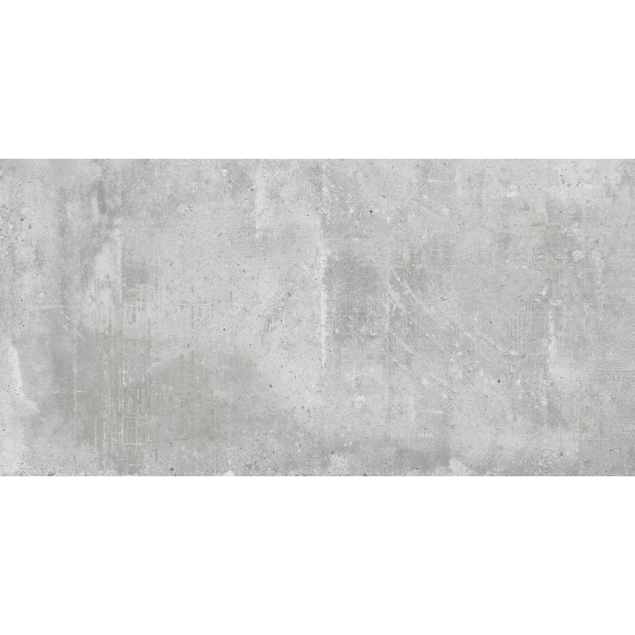 american villa cityscape gray 12 in x 24 in glazed porcelain cement look floor and wall tile